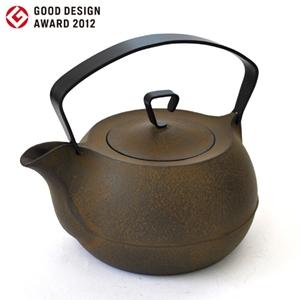 キャストアイアンケトル(1.2L)茶