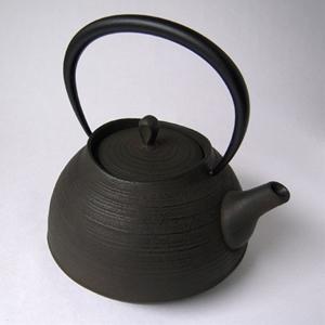 鉄瓶 刷毛目1.3L(200VIH対応)
