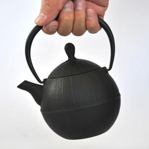 急須 ティーポット胡桃ブラック  0.5L