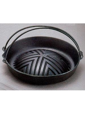 焼肉ジンギスカン鍋(ツル付)